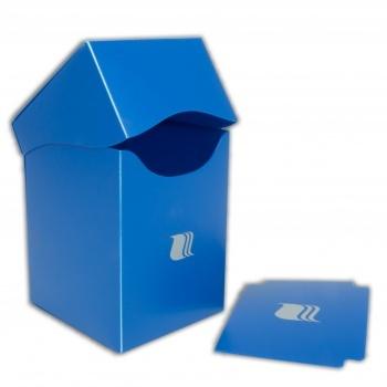 Blackfire Deck Holder Vertical - for 100+ Cards - Blue