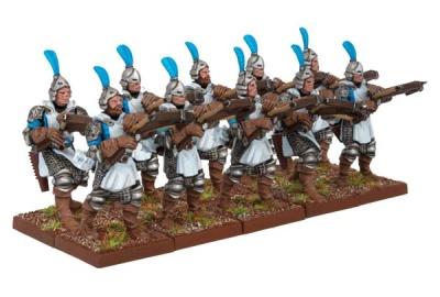 Basilean Crossbowmen (10)