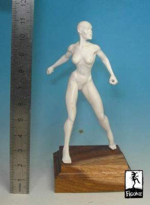 Academique 90 mm feminin