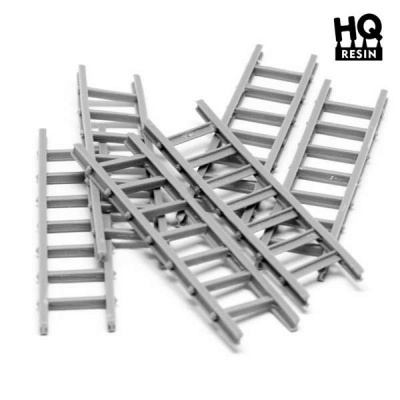 Metal Ladder Set (6)