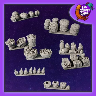 Food Supplies Basing Kit (39)