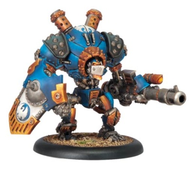 Triumph Character Heavy Warjack Upgrade Kit