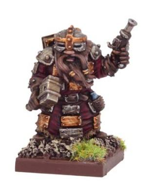 Dwarf Warsmith