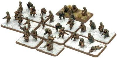 Parachute Rifle Platoon (Winter)