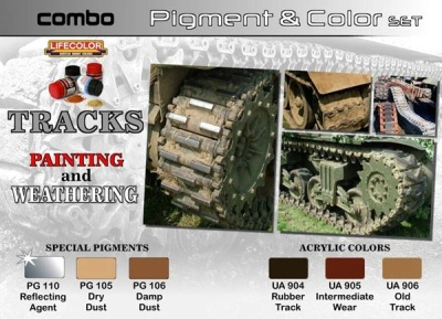 Weathering Combi Set: Tracks