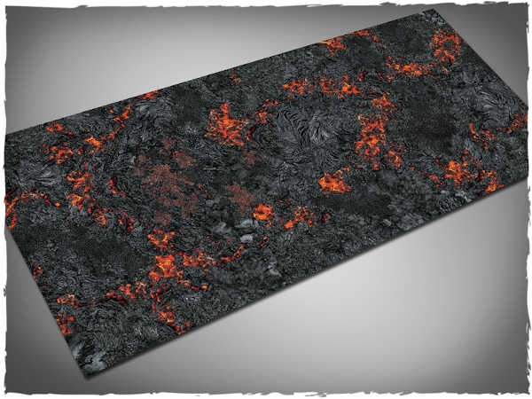 GAME MAT - Realm of Fire 6x3