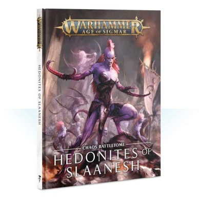Battletome: Hedonites of Slaanesh (eng.) (HC)
