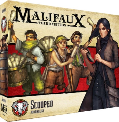Malifaux (M3E): Scooped