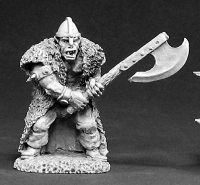 Ta'Resk, Black Orc