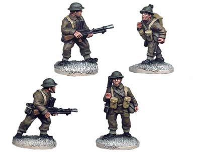 British Bren Gun Teams (4)