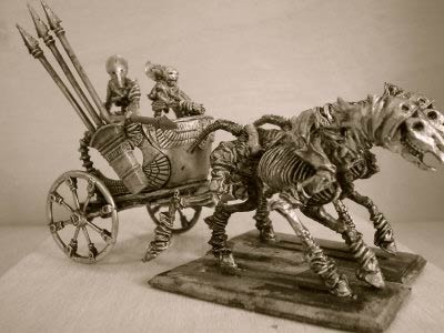 Skelettstreitwagen