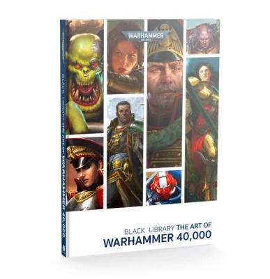 Black Library: Die Titelbilder von Warhammer 40.000 (HC)