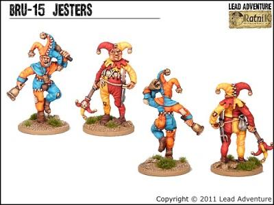 Jesters (2) (OOP)