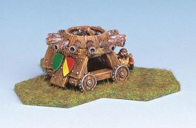 Dwarf HellSpitter Cannon