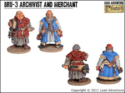 Archivist and Merchant (2)
