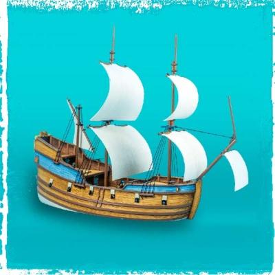 Fluyt Ship