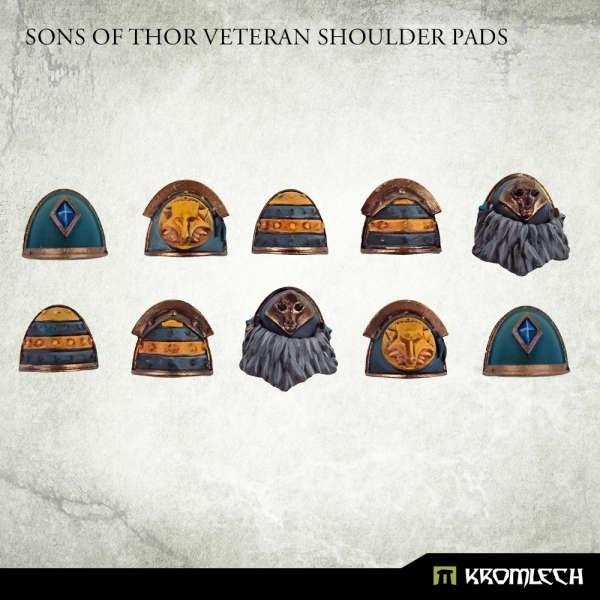 Sons of Thor Veteran Shoulder Pads (10)