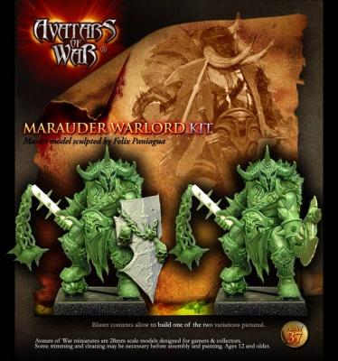 Barbarian Berserker (kit)