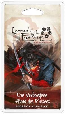 L5R: Die Verborgene Hand des Kaisers  Skorpion-Klan