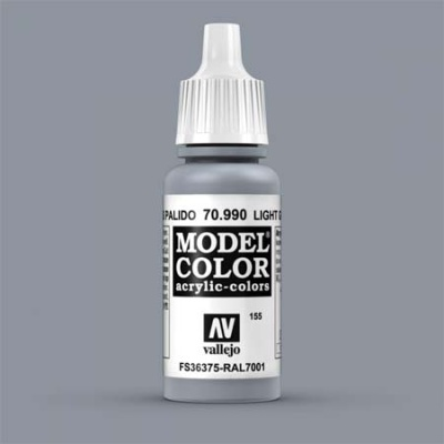 Model Color 155 Silbergrau (Light Grey) (990)