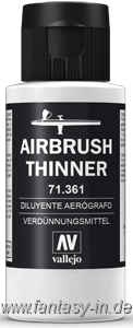 Model Air: Verdünner (Thinner) 60ml