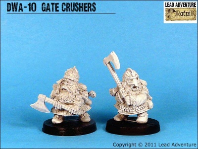Gate Crushers (2)
