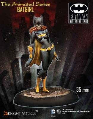 Animated Series: Batgirl
