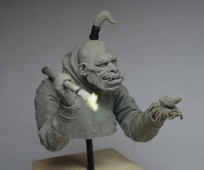 Arctic Troll OOP