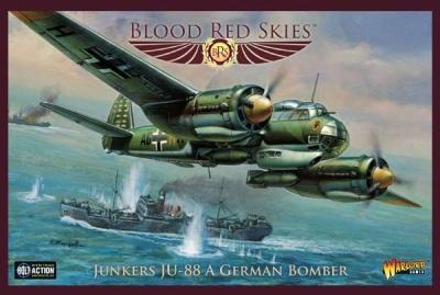 Junkers JU-88 A German Bomber (3)