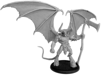 Aazaroth, Tyrant of the 9th Hell (Resin)