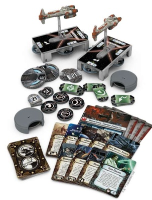 Star Wars Armada: Hammerhai Korvetten