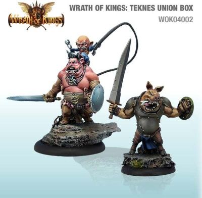 Teknes Union Box