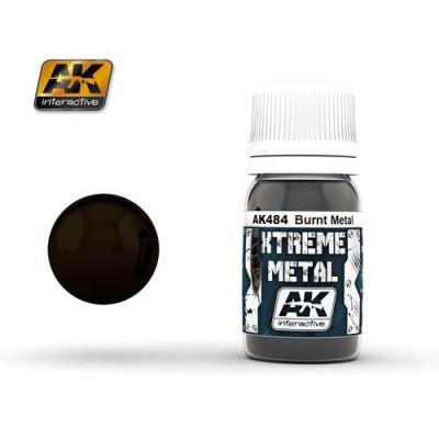 Xtreme Metal Burnt Metal