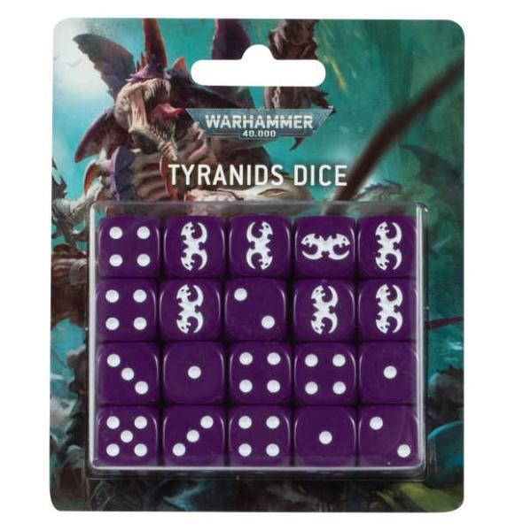 Ultramarines Dice