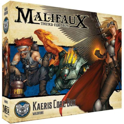 Malifaux (M3E): Kaeris Core Box