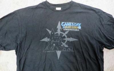 GW T-SHIRT: Games Day 2004 XL