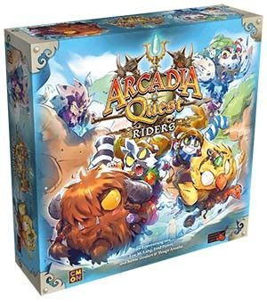 Arcadia Quest - Riders (Deutsch)