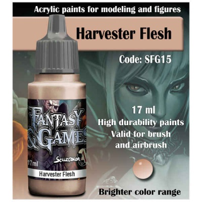 Scalecolor Fantasy 15 Harvester Flesh (17ml)