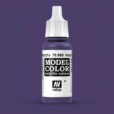 Model Color 047 Blauviolett (Violet) (960)
