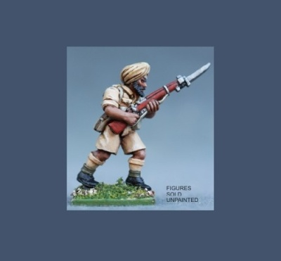 Sikh Rifles (Unit Builder)