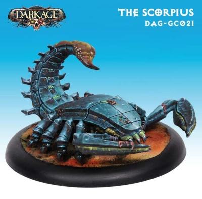 Forsaken: Scorpius (1)