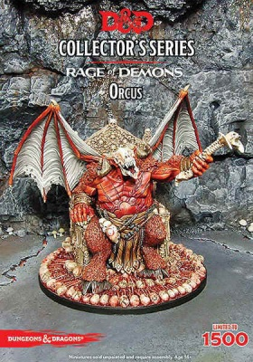 D&D: Rage of Demons: Orcus