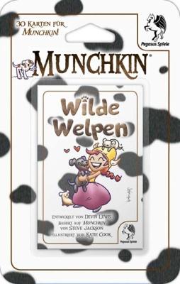 Munchkin Booster: Wilde Welpen