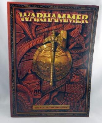 WHFANTASY: Warhammer Regelbuch 6. Edition