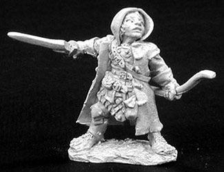 Woody,Halfling Ranger