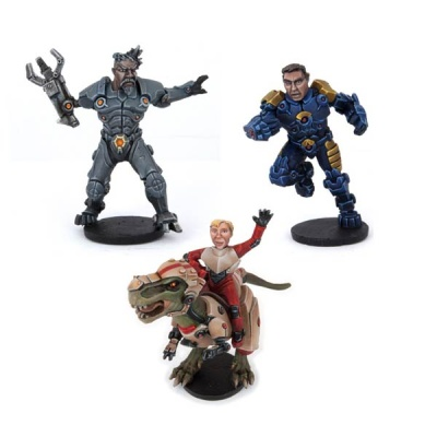 Manticorps Showboaters - All-Stars MVP Pack (3)