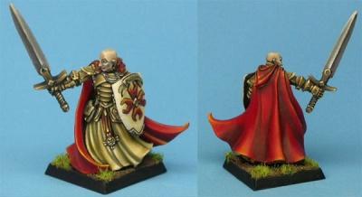 Sir Malcolm, Templar