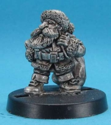 Claus the Thief (Dwarf Santa)