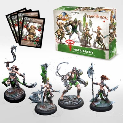 STARTER BOX : Matriarchy Green Order