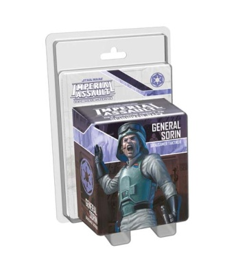 Star Wars: Imperial Assault General Sorin